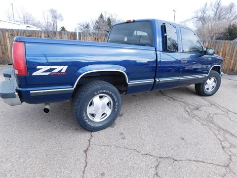1998 GMC Sierra 3 Door 1500 4WD in Loveland, Colorado