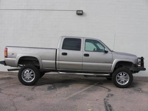 2001 Chevrolet Silverado 2500 HD in Loveland, Colorado