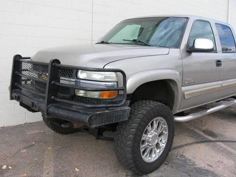 2001 Chevrolet Silverado 2500 HD in Loveland, Colorado