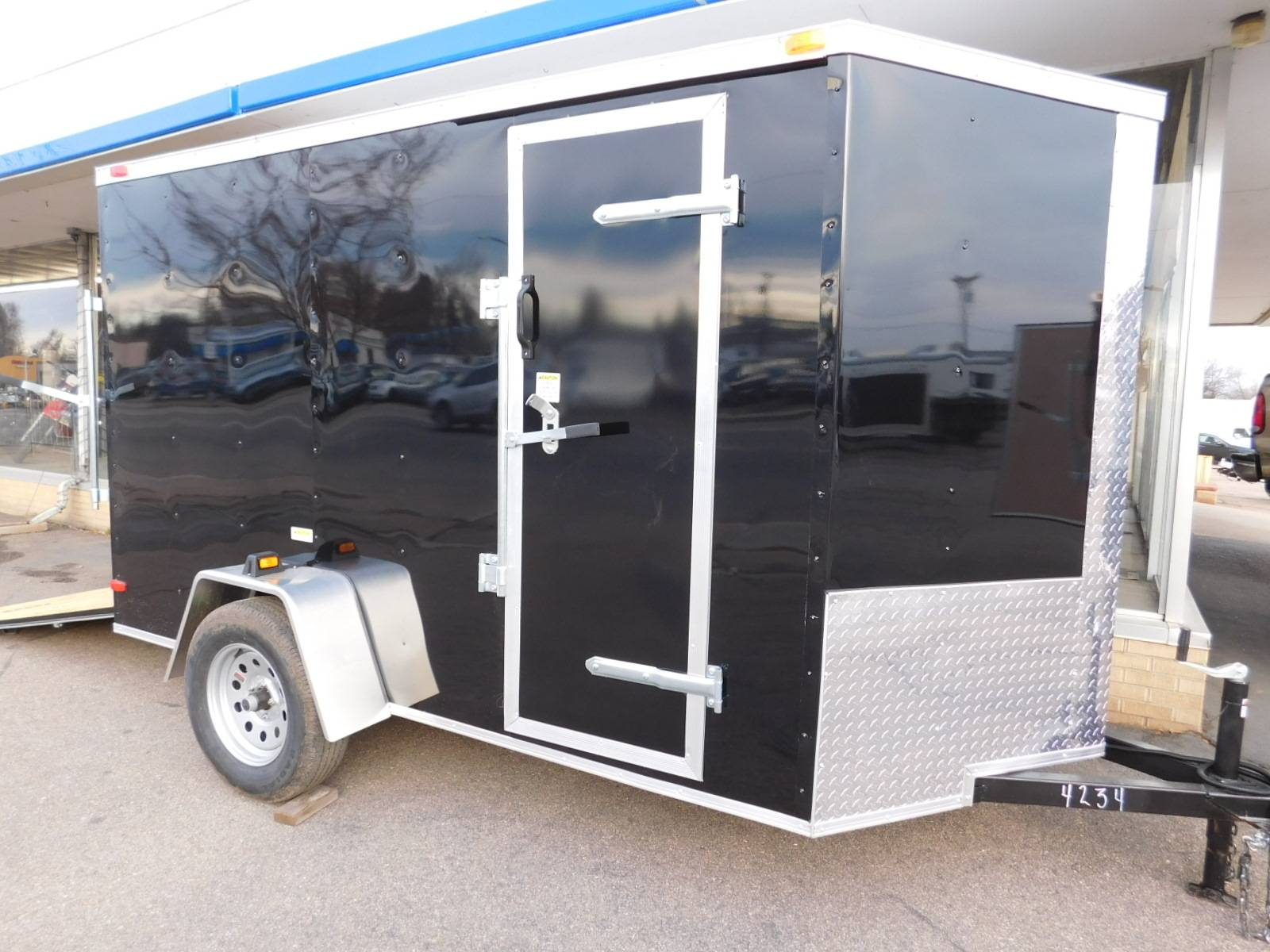2020 Other 10L X 5W X 6H Enclosed Trailer in Loveland, Colorado - Photo 1