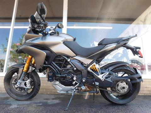 2012 Ducati Multistrada 1200 S Touring in Loveland, Colorado