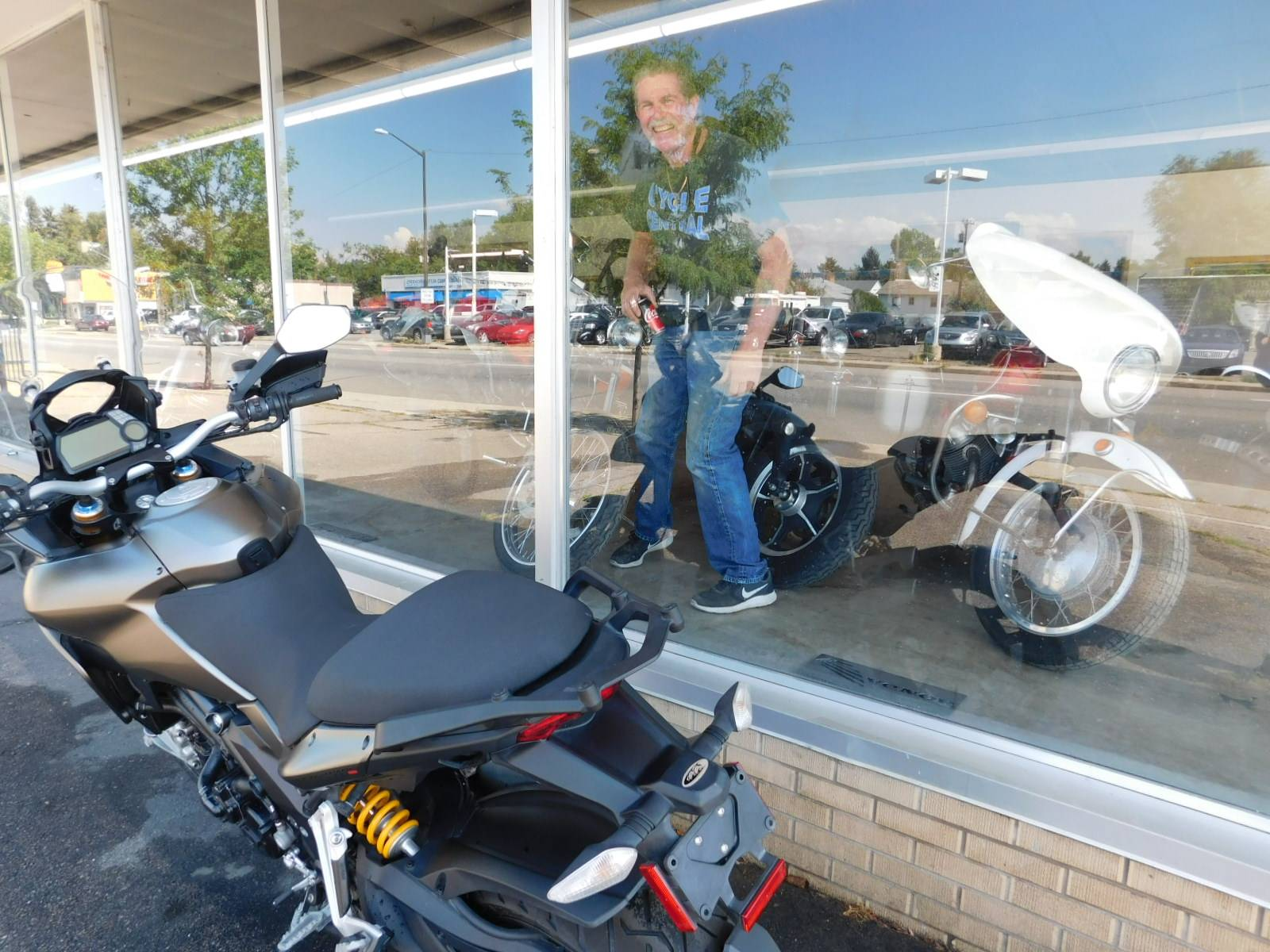 2012 Ducati Multistrada 1200 S Touring in Loveland, Colorado - Photo 4