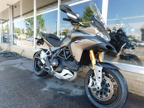 2012 Ducati Multistrada 1200 S Touring in Loveland, Colorado - Photo 10