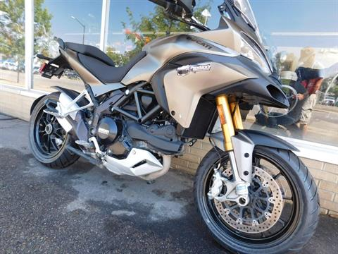 2012 Ducati Multistrada 1200 S Touring in Loveland, Colorado - Photo 15