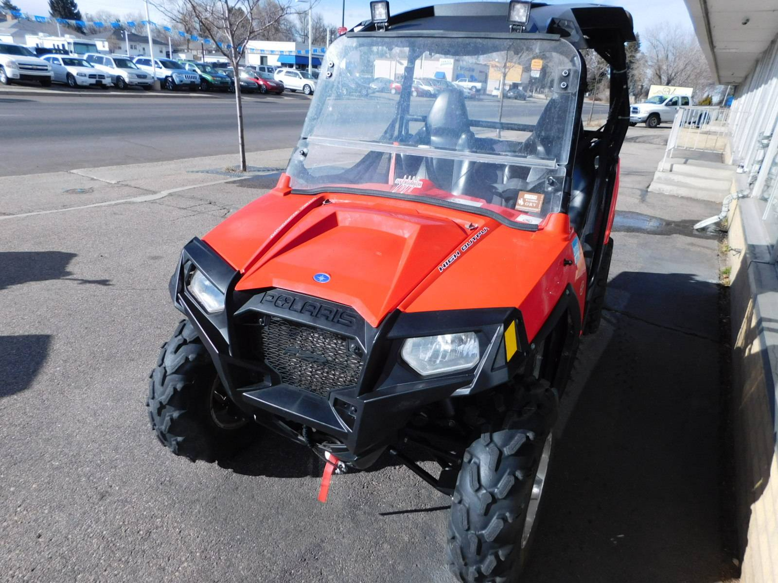 2013 Polaris RZR® 800 in Loveland, Colorado - Photo 12