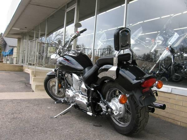 2002 Yamaha V Star 1100 Custom in Loveland, Colorado