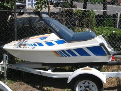 1988 Yamaha Wave Jammer 500 in Loveland, Colorado