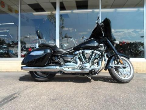 2010 Yamaha Stratoliner Deluxe in Loveland, Colorado