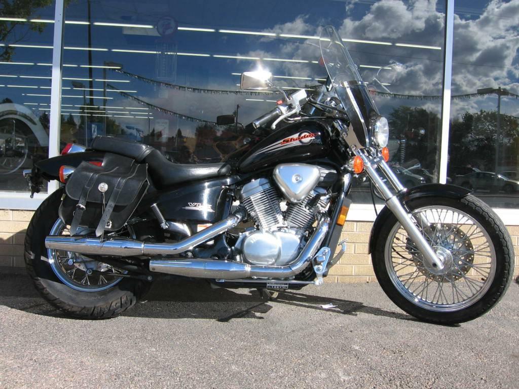 1997 Honda Shadow VLX Deluxe in Loveland, Colorado