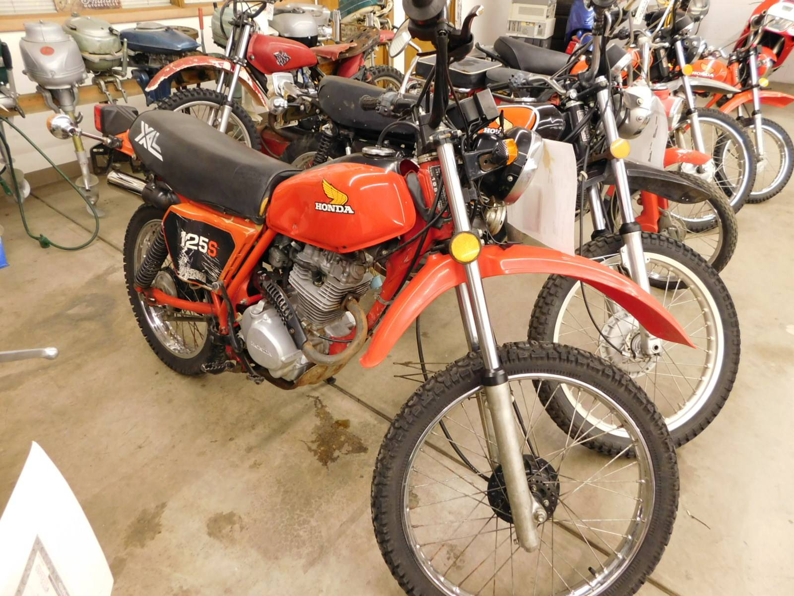 1982 Honda 125S Enduro in Loveland, Colorado