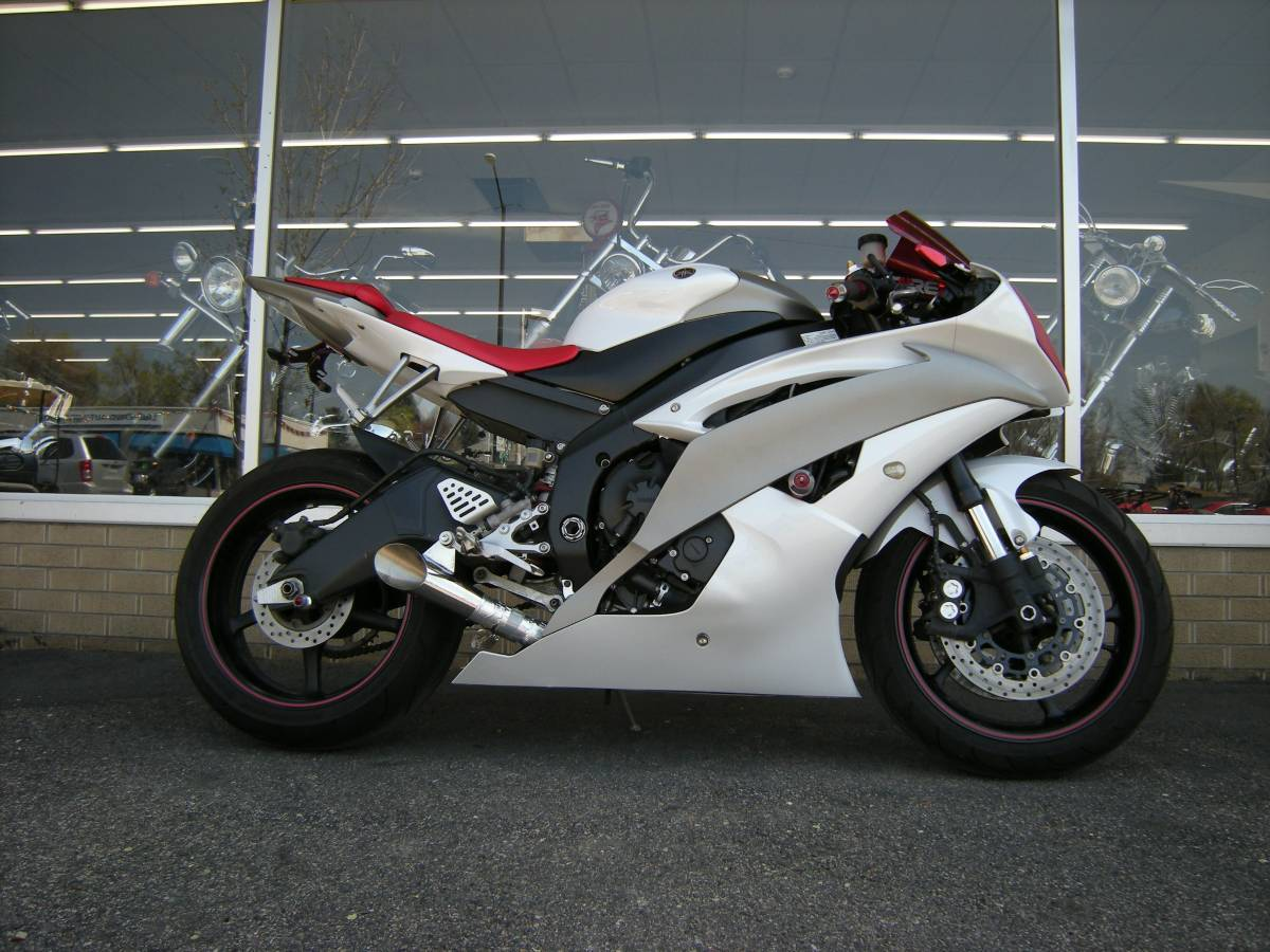 2009 Yamaha YZF-R6 for sale 29159