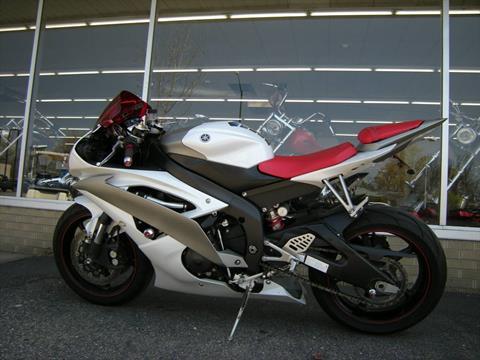 2009 Yamaha YZF-R6 in Loveland, Colorado