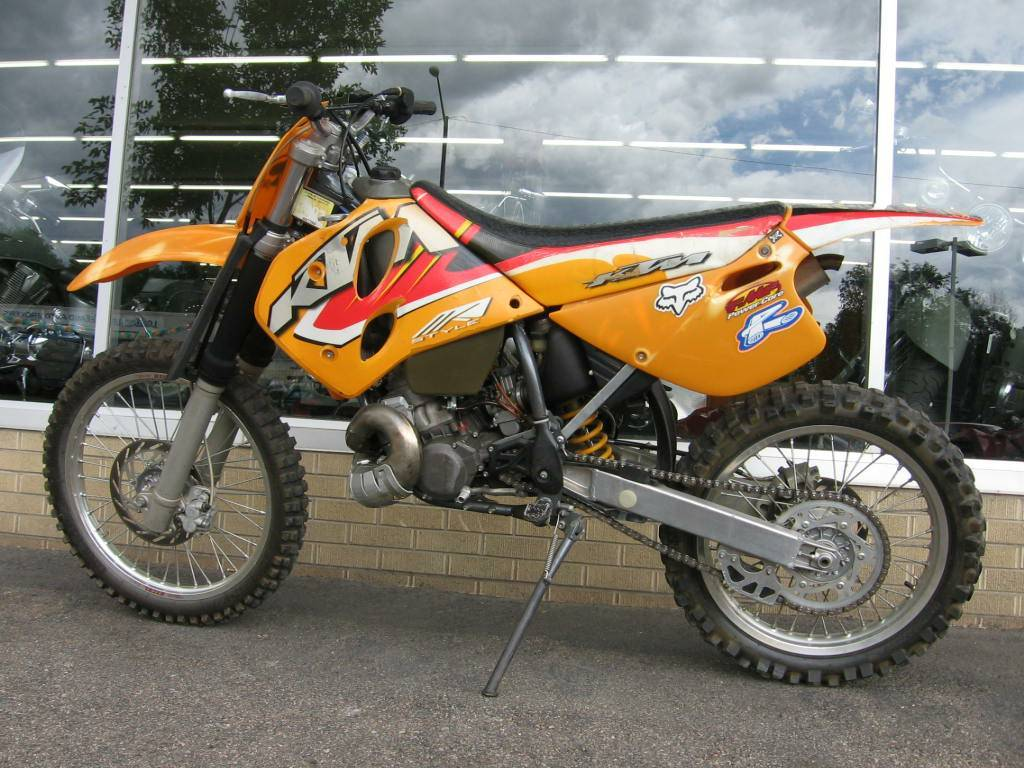 1997 KTM 250 SX in Loveland, Colorado