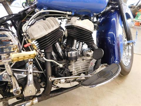 1958 Harley-Davidson Duo Glide Servi Car Engine in Loveland, Colorado - Photo 12
