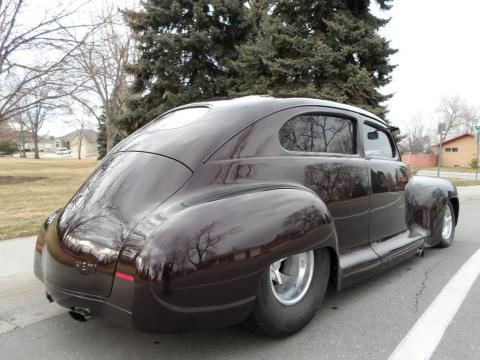 1947 Plymouth Street Rod Sedan in Loveland, Colorado
