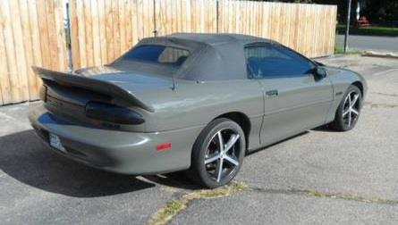 1996 Chevrolet Camaro  Z28 in Loveland, Colorado