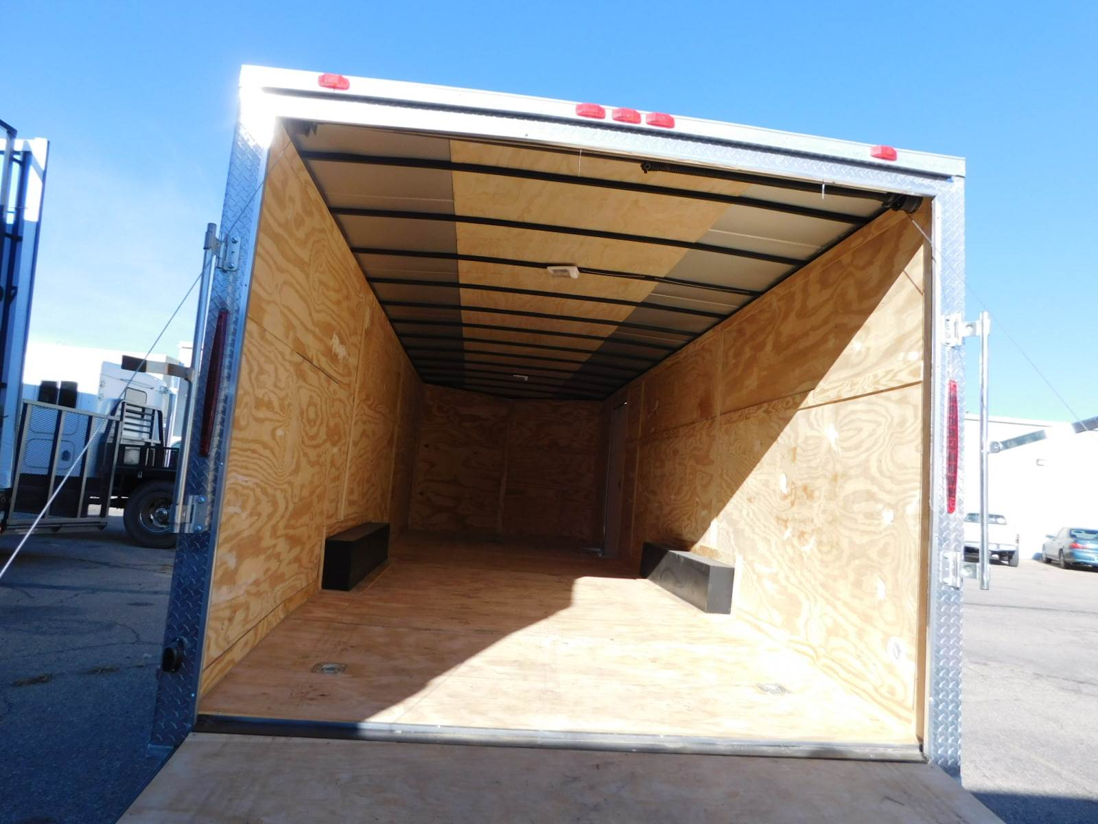 2018 Other 24X8X6 Enclosed Tandem Axle in Loveland, Colorado