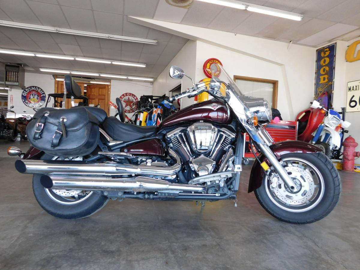 2004 Kawasaki Vulcan® 2000 in Loveland, Colorado