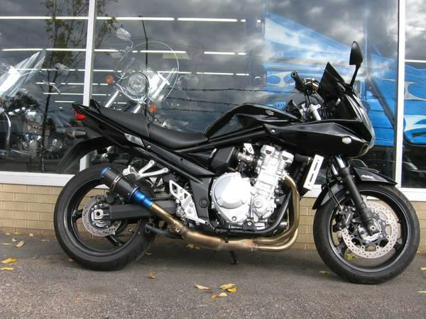 2008 Suzuki Bandit 1250S ABS in Loveland, Colorado