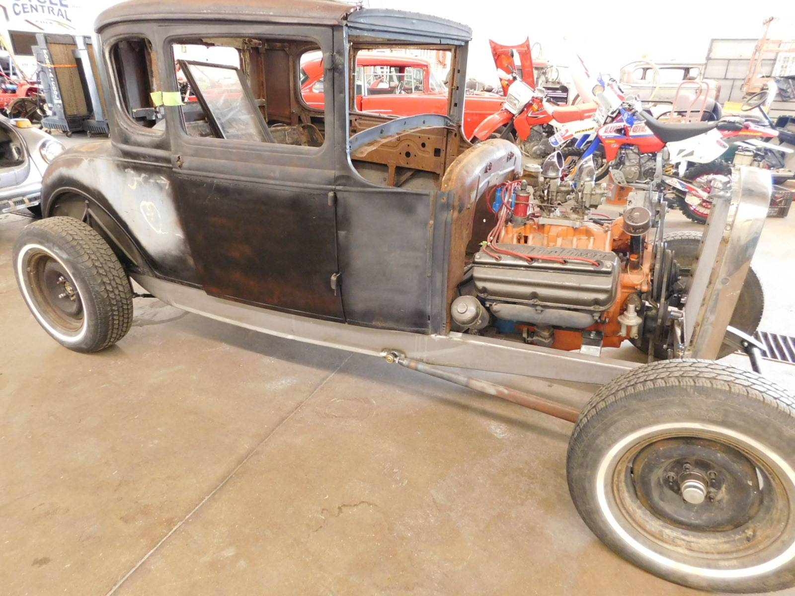 1930 Ford Model A 5 Window Coupe in Loveland, Colorado - Photo 1