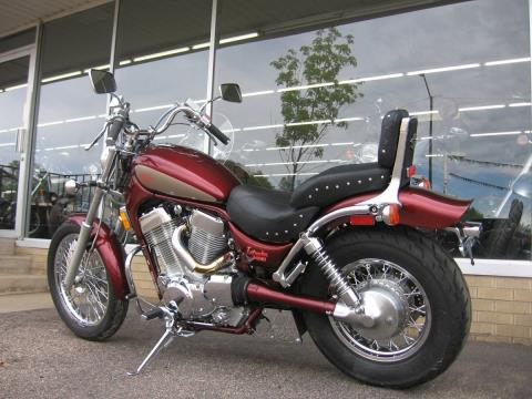 1993 Suzuki VS1400GLP Intruder in Loveland, Colorado