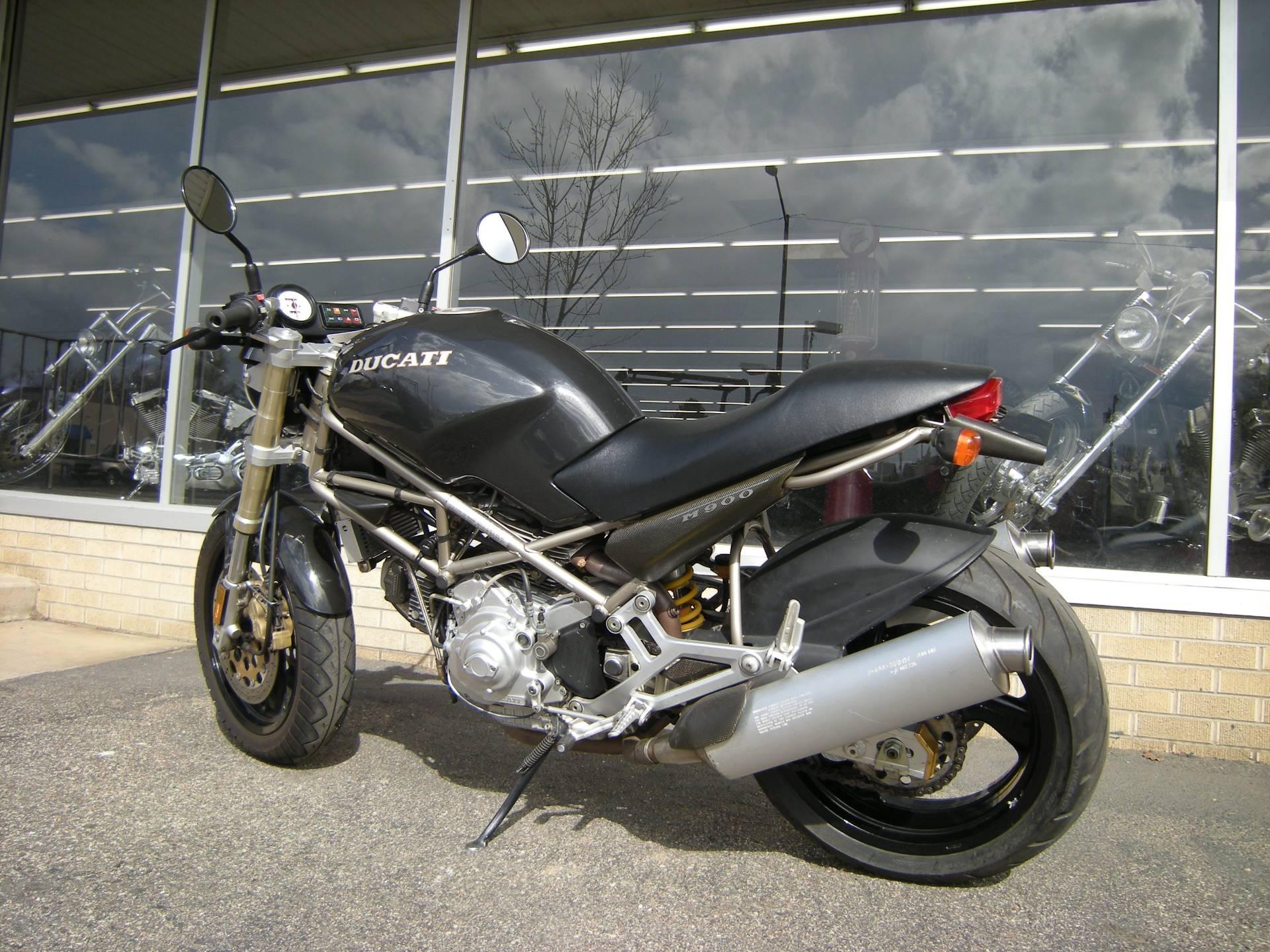 1994 Ducati M 900  Monster in Loveland, Colorado