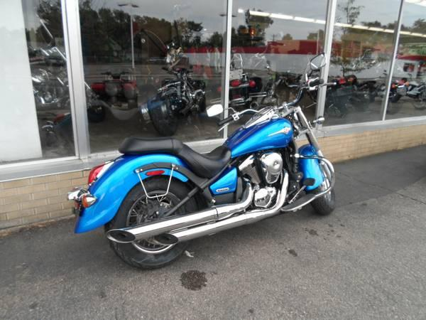 2009 Kawasaki Vulcan® 900 Classic in Loveland, Colorado