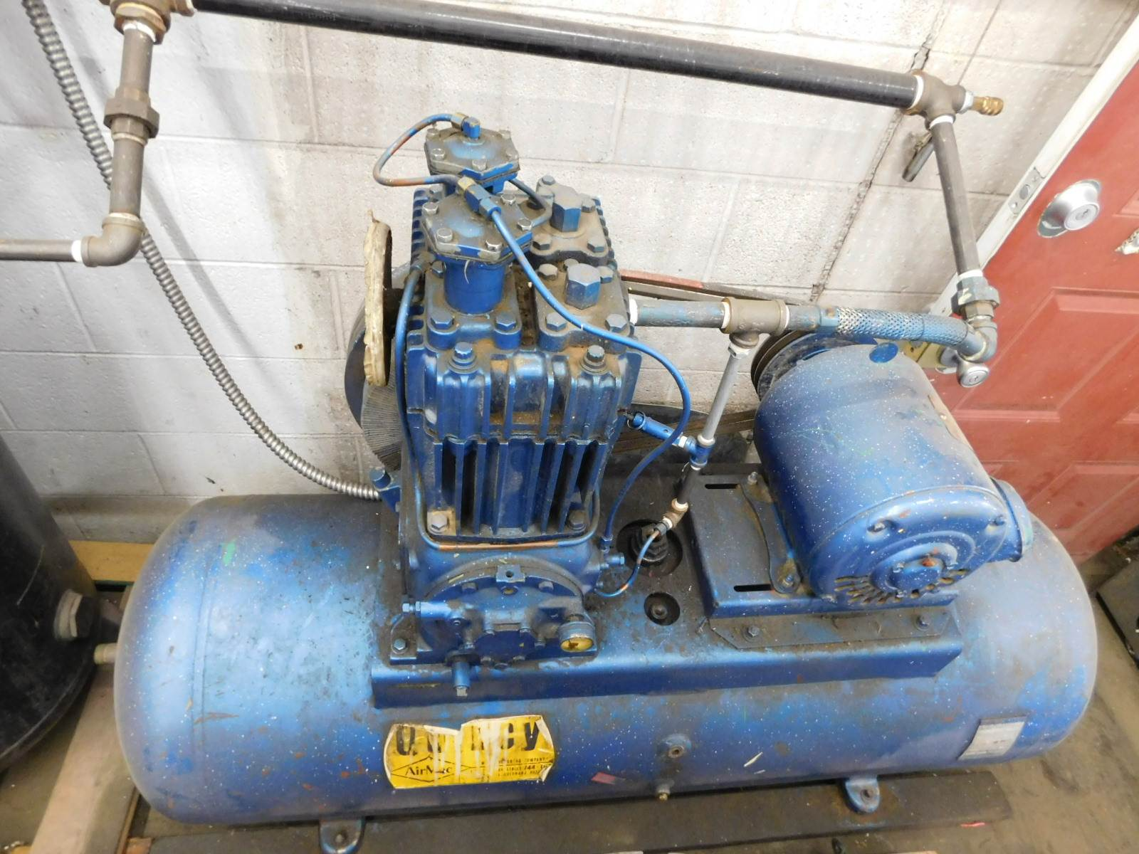 1967 Other Quincy 325 Air Compressor in Loveland, Colorado