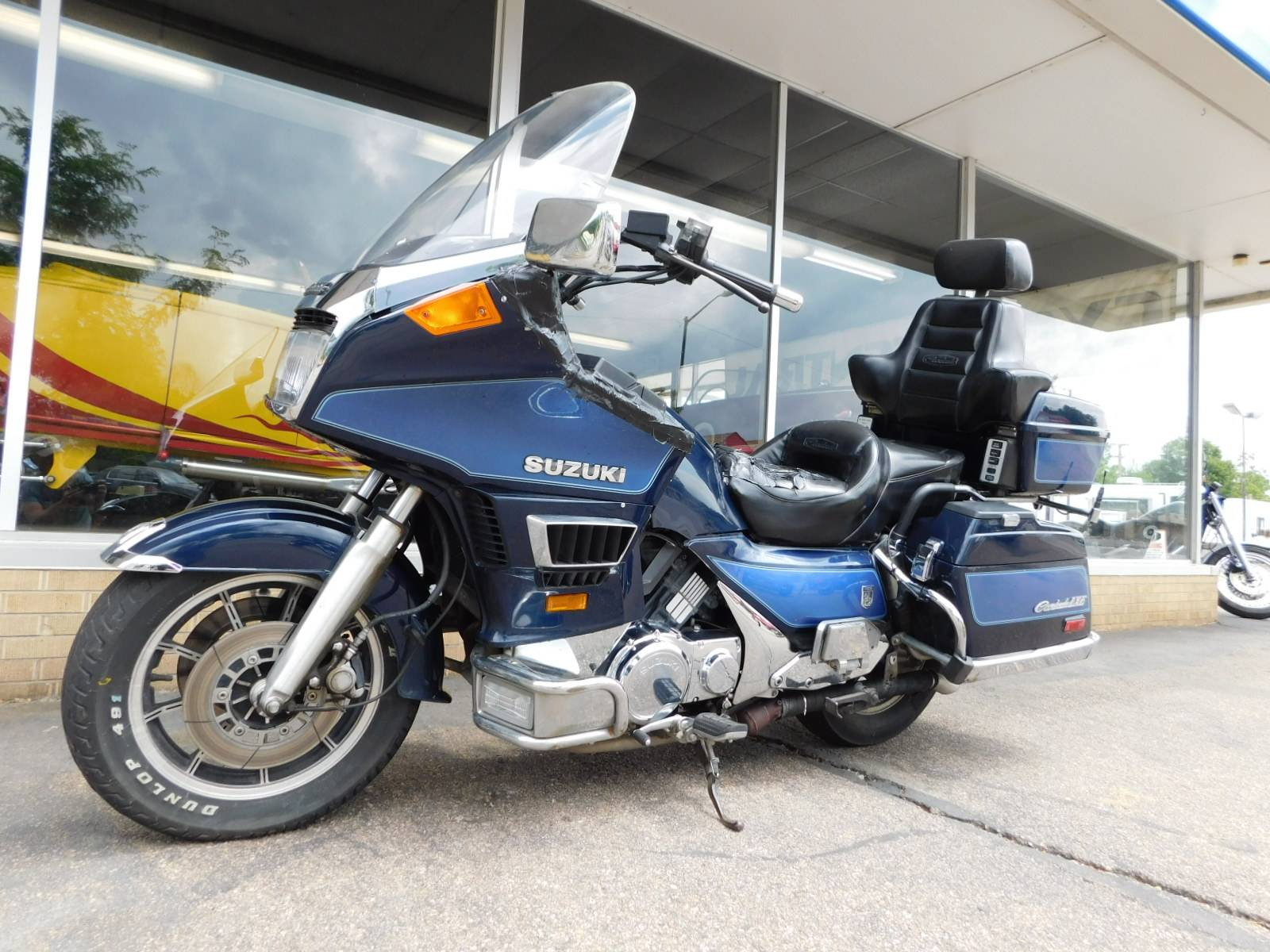 1986 Suzuki GV1400GD Cavalcade LX in Loveland, Colorado