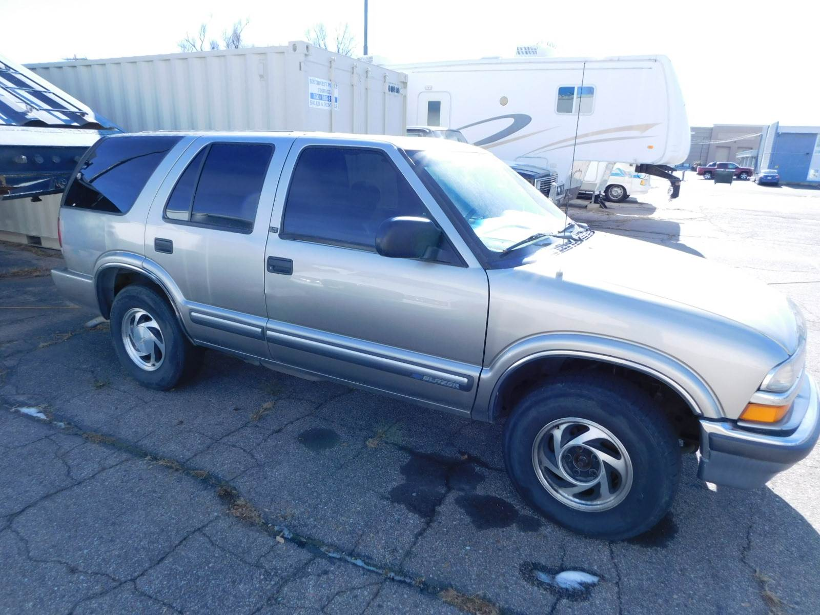 2000 Chevrolet 4X4 Blazer 4 Door in Loveland, Colorado
