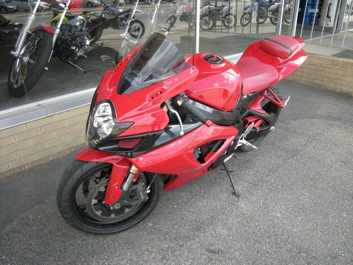2006 Suzuki GSX-R600™ in Loveland, Colorado