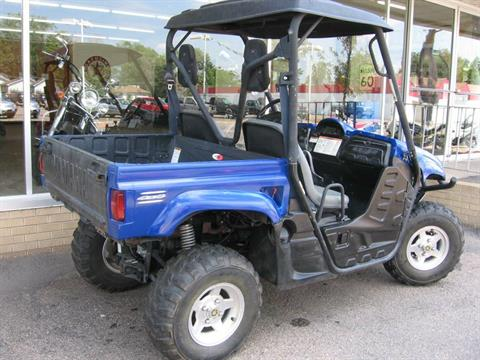 2007 Yamaha Rhino 450 Auto. 4x4 Special Edition in Loveland, Colorado