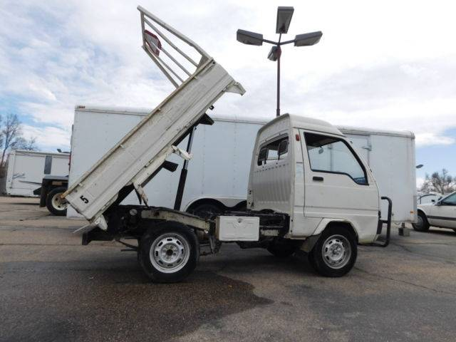 1994 Mitsubishi Mini Mite 76P6 truck in Loveland, Colorado - Photo 1