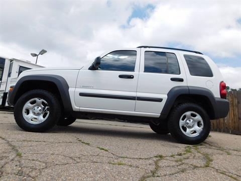 2003 Jeep Liberty in Loveland, Colorado