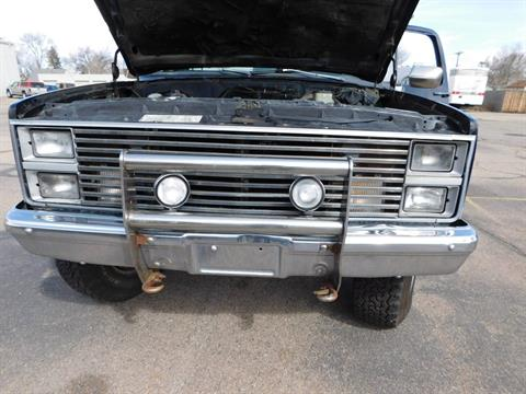 1984 GMC Sierra 1500 4X4 in Loveland, Colorado - Photo 3