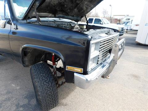 1984 GMC Sierra 1500 4X4 in Loveland, Colorado - Photo 19