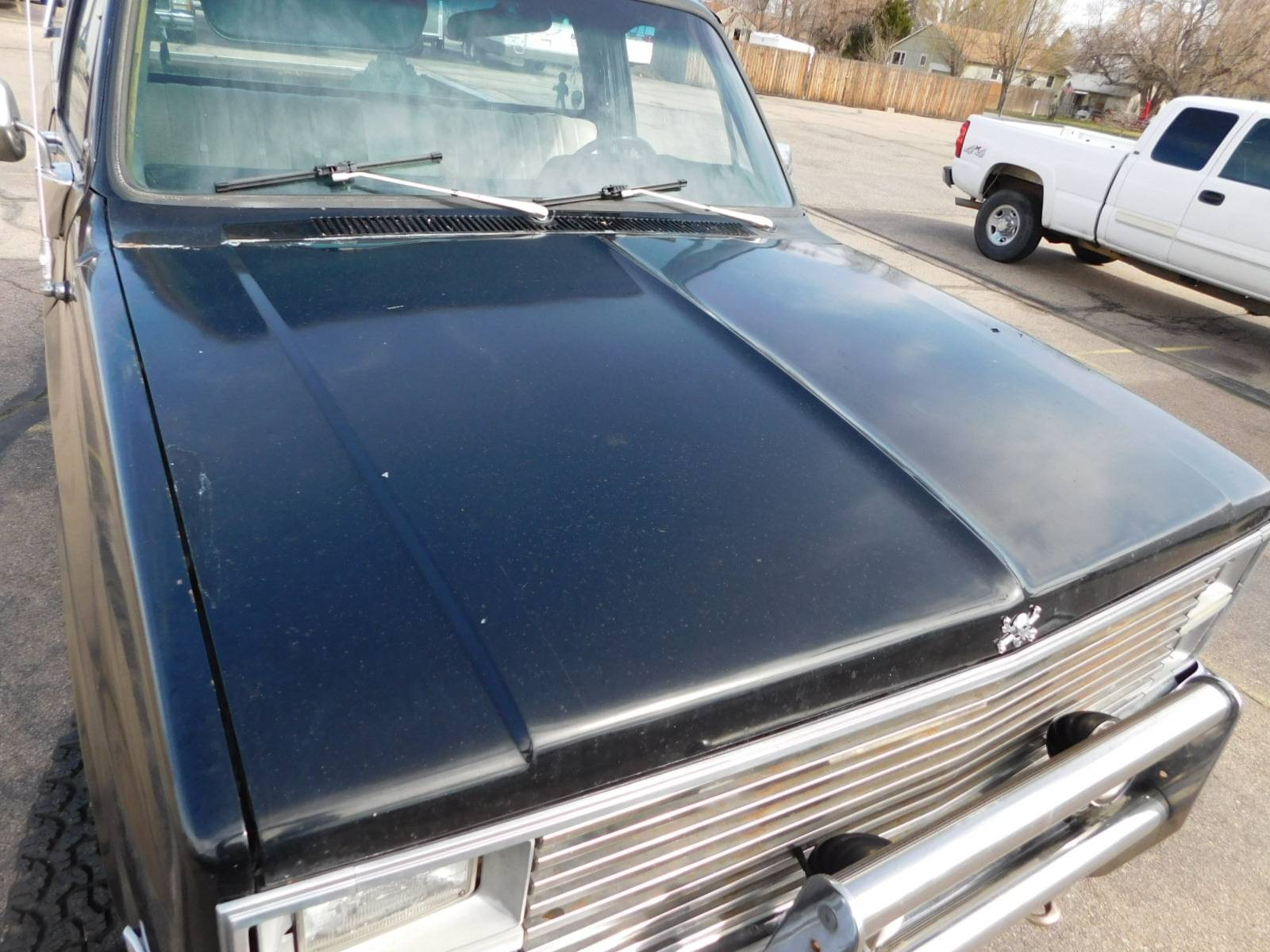 1984 GMC Sierra 1500 4X4 in Loveland, Colorado - Photo 20