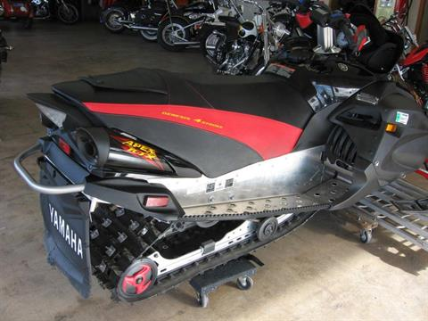 2009 Yamaha Apex RTX in Loveland, Colorado
