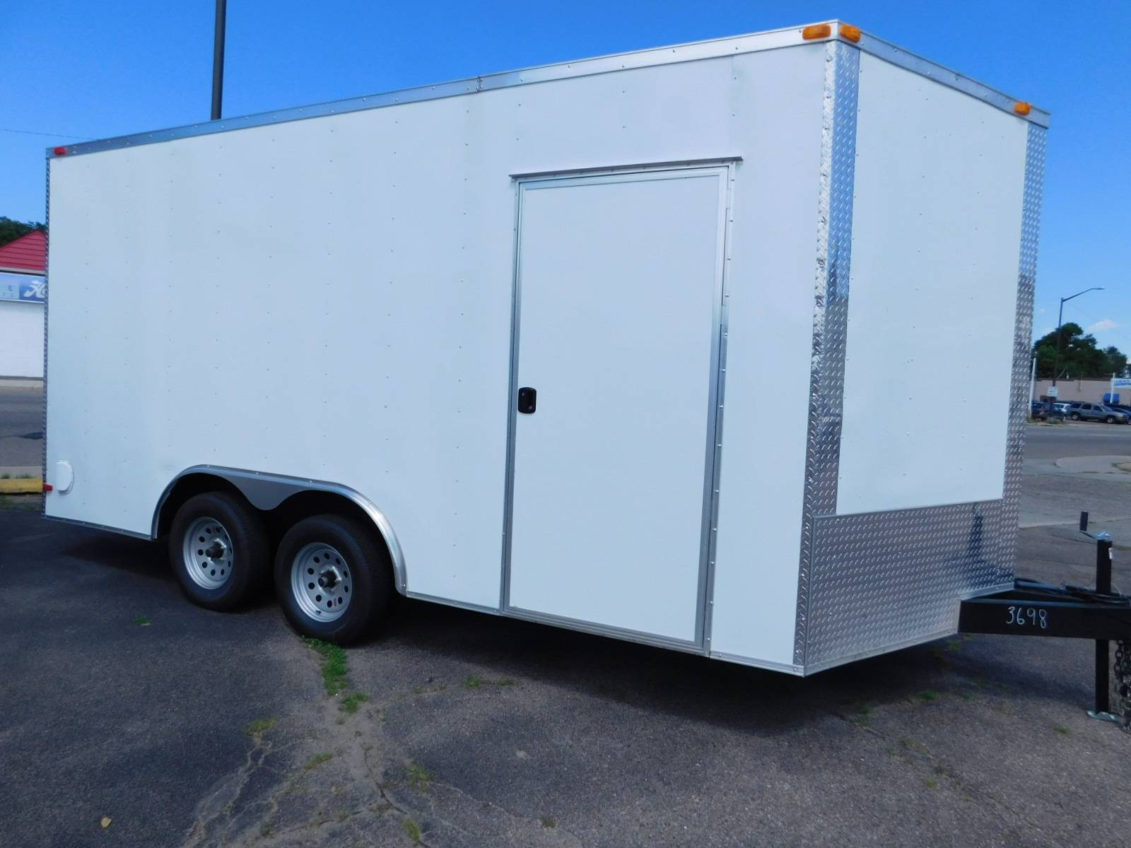 2019 Other 16L X 8W X 7.5H Enclosed Trailer in Loveland, Colorado