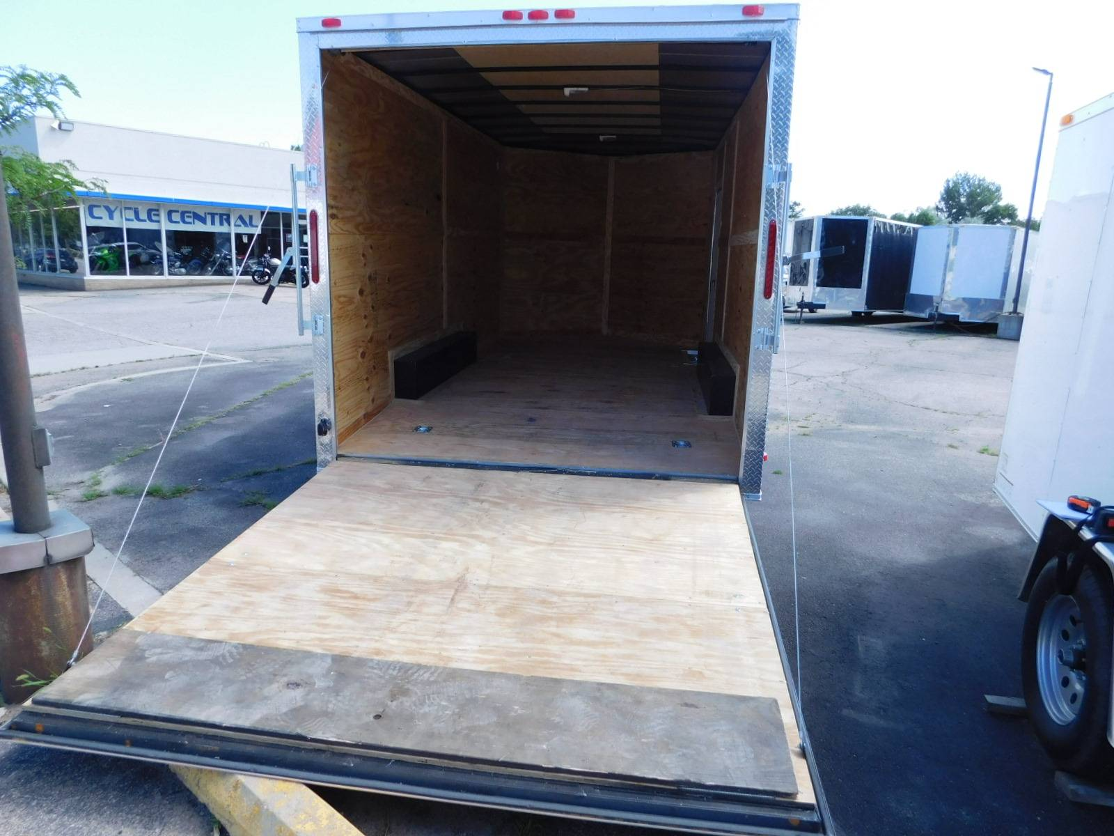 2019 Other 16L X 8W X 7.5H Enclosed Trailer in Loveland, Colorado - Photo 3