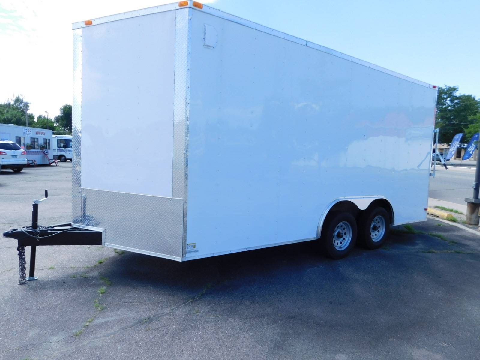2019 Other 16L X 8W X 7.5H Enclosed Trailer in Loveland, Colorado - Photo 6