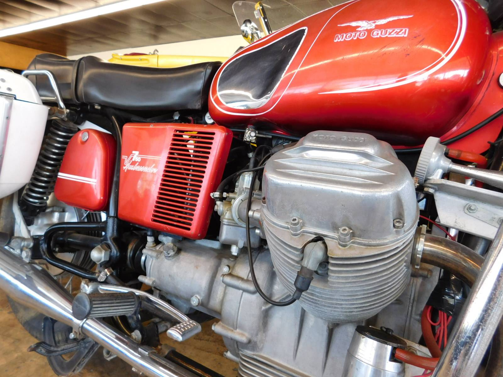 1974 Moto Guzzi Ambassador V750 in Loveland, Colorado - Photo 6