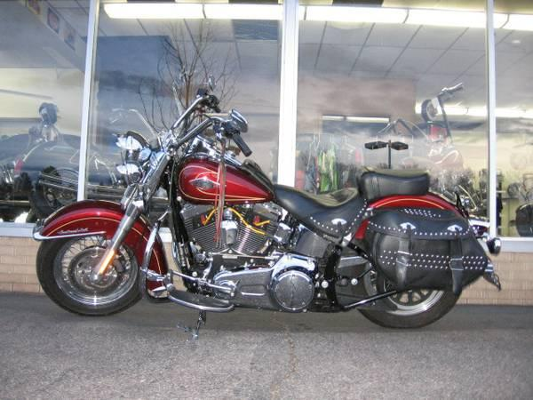 2009 Harley-Davidson Heritage Softail® Classic Motorcycles Loveland ...