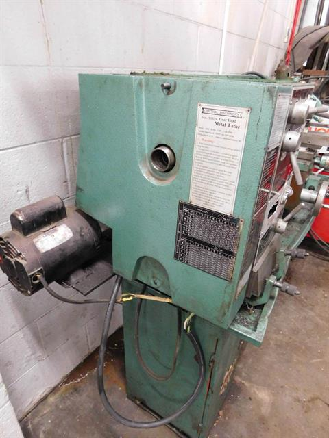 2002 Other 12X36 Gearhead Metal Lathe Threader in Loveland, Colorado