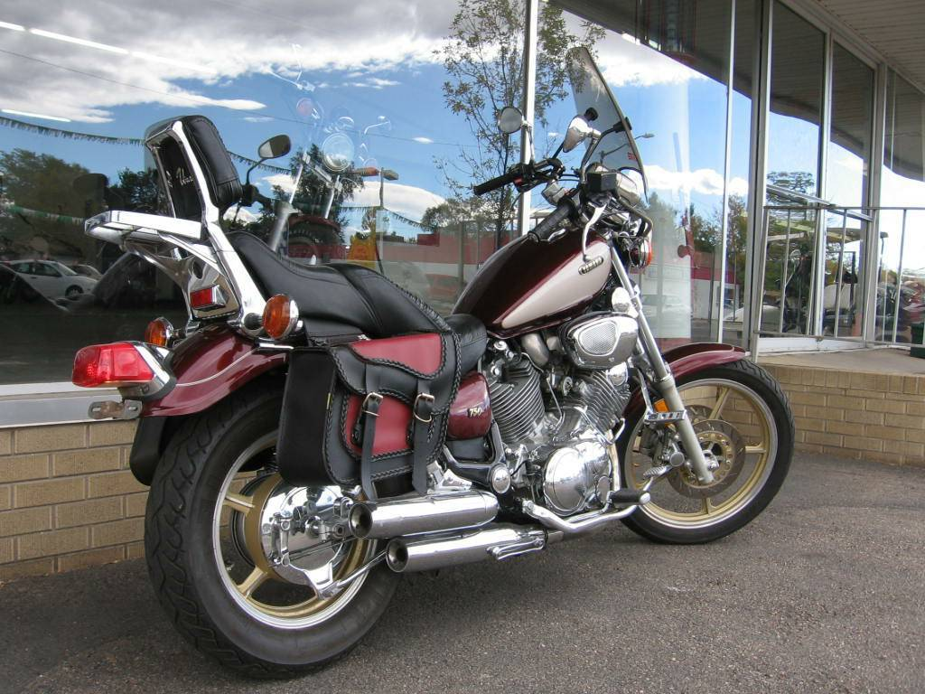 1988 Yamaha XV750 Virago in Loveland, Colorado