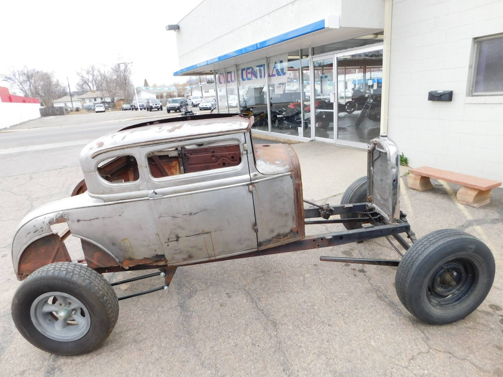 1931 Ford Rolling Chassis Chopped Top in Loveland, Colorado