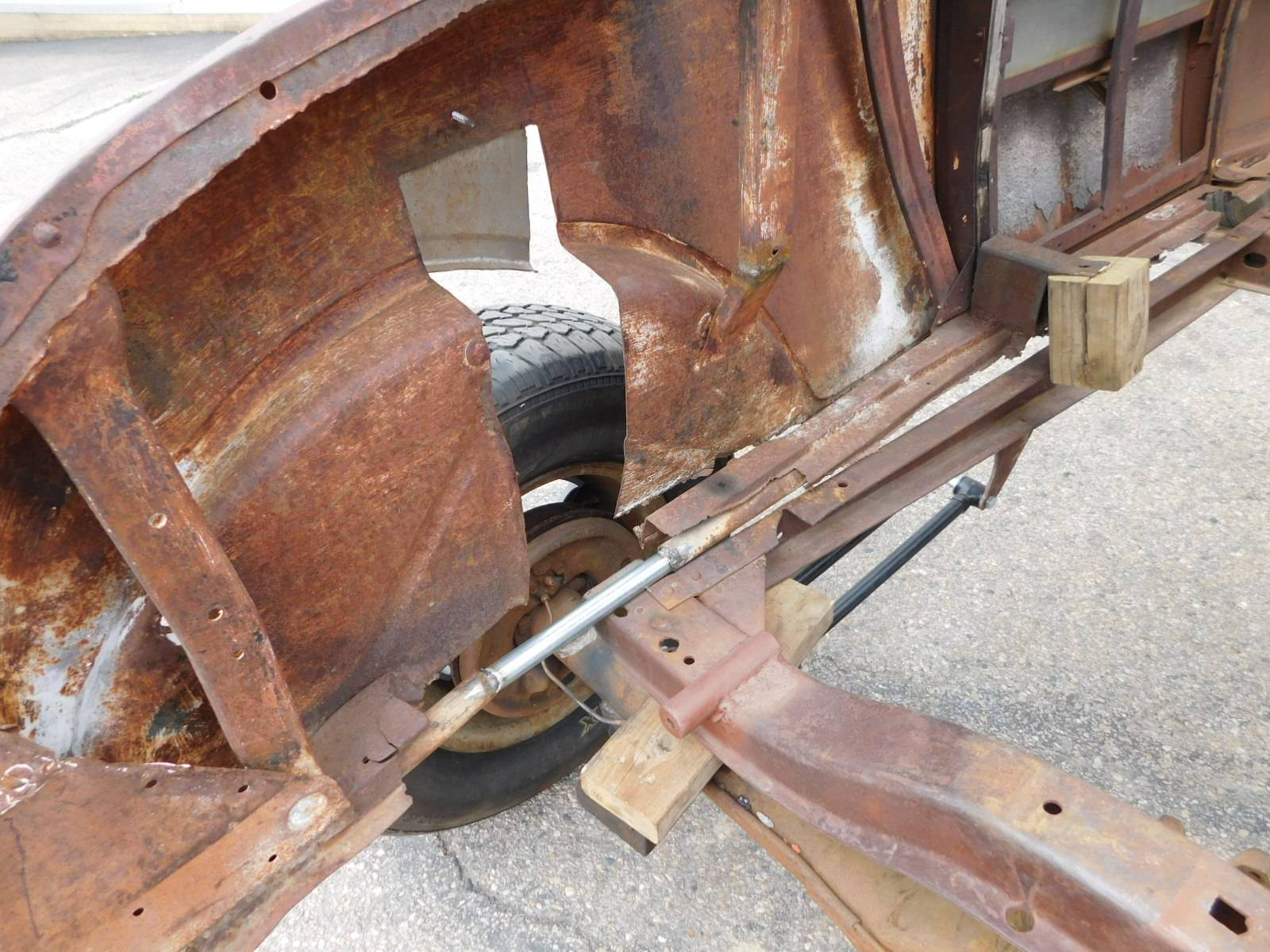 1931 Ford Rolling Chassis Chopped Top in Loveland, Colorado - Photo 3