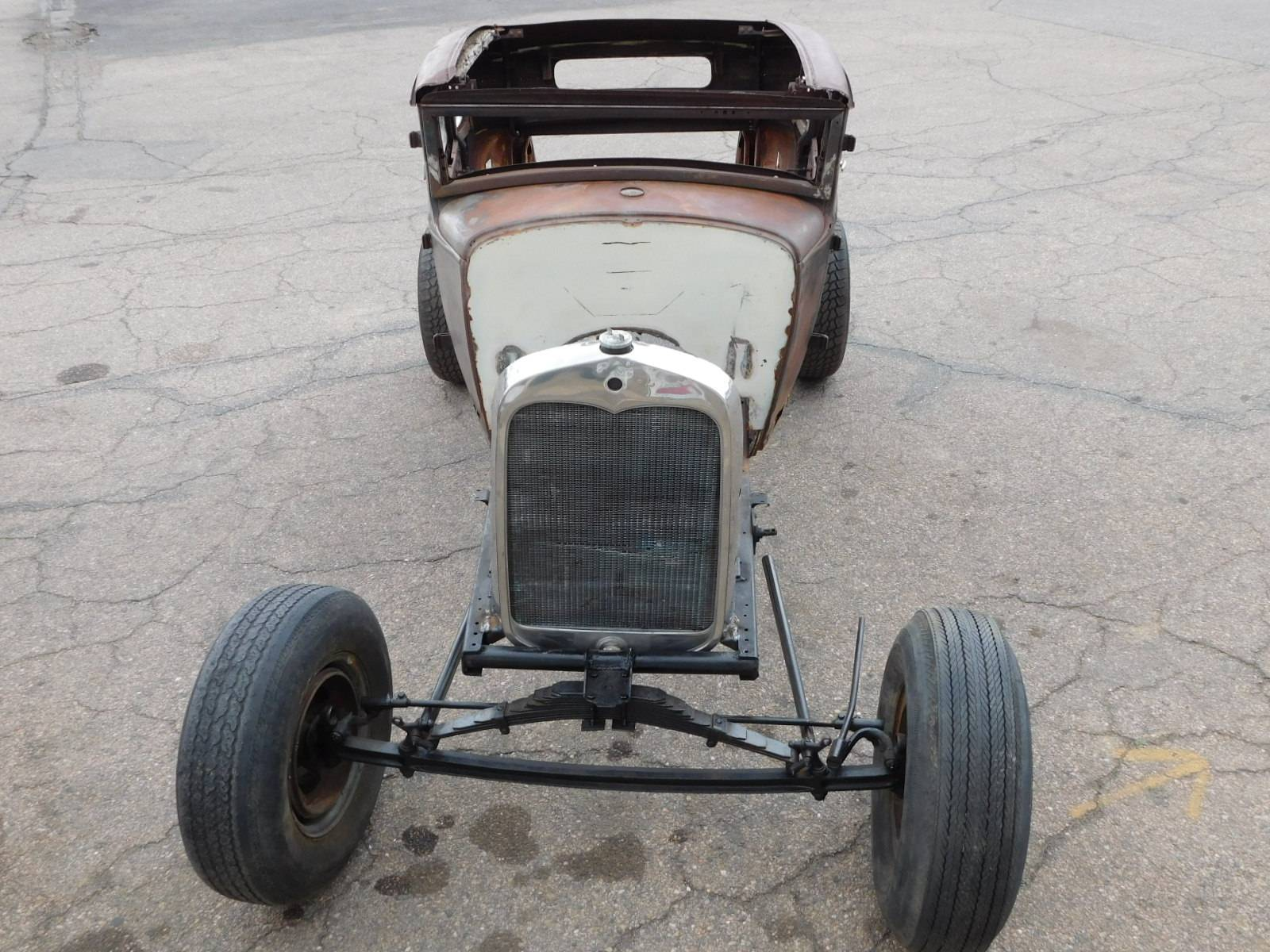 1931 Ford Rolling Chassis Chopped Top in Loveland, Colorado - Photo 11