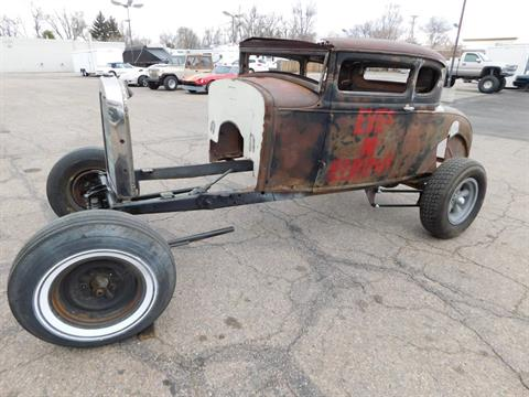 1931 Ford Rolling Chassis Chopped Top in Loveland, Colorado - Photo 12