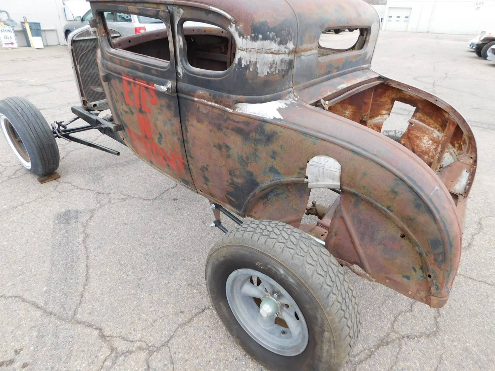 1931 Ford Rolling Chassis Chopped Top in Loveland, Colorado - Photo 13